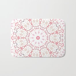 Love Eternal Pink Bath Mat