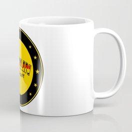 Berlin, circle, black Coffee Mug