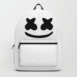 Marshmello smile Backpack