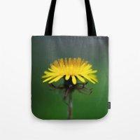 weed Tote Bags featuring Weed by Katie Kirkland