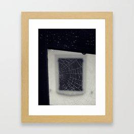 Ragnatele_00 Framed Art Print