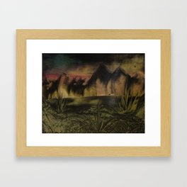10068 Framed Art Print