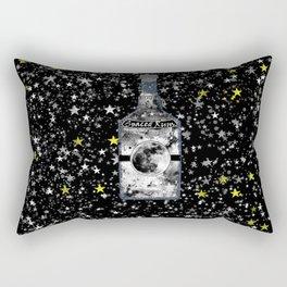 Spaced Rum Rectangular Pillow
