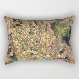 Autumn whisper Rectangular Pillow