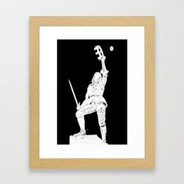 Richard The Third, Wall Art Framed Art Print