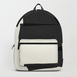 Fall  /  Minimalist Wall Art Print Backpack