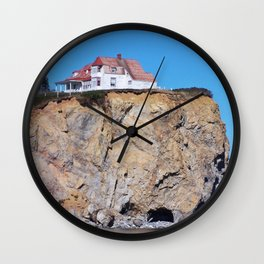 Living at the End of the World Wall Clock