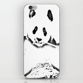 Panda bywhacky iPhone Skin