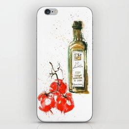 Cucina italiana iPhone Skin