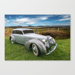 Talbot Darracq Canvas Print