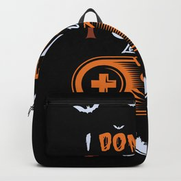 Birthday Horror Party Celebrate Years Backpack