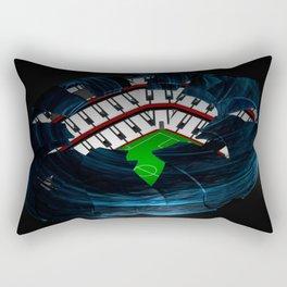 The Arabic Rectangular Pillow
