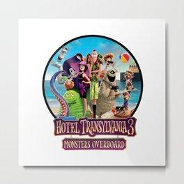 Hotel Transylvania Metal Print