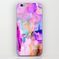 celestial iPhone & iPod Skins featuring Celestial by Amy Sia
