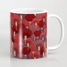 Chinese Lanterns Mug
