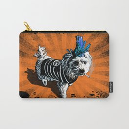 Puppy Punk Carry-All Pouch