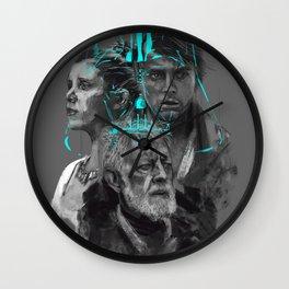 Generations II Wall Clock