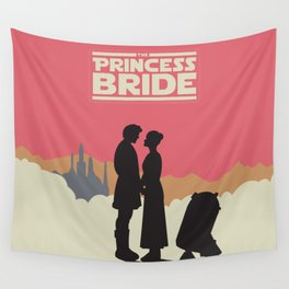 The Princess Bride Wall Tapestry