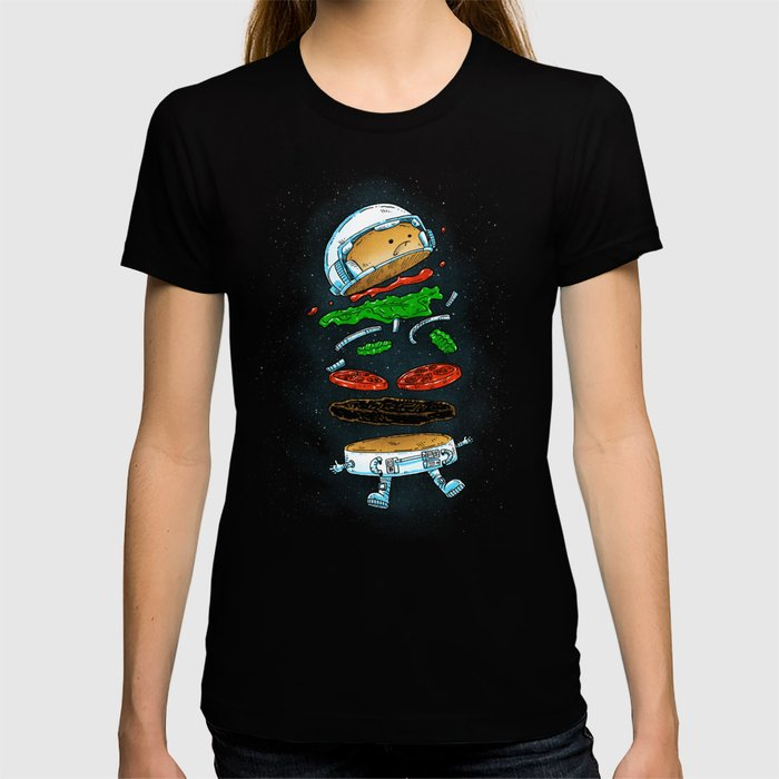 The Astronaut Burger T-shirt