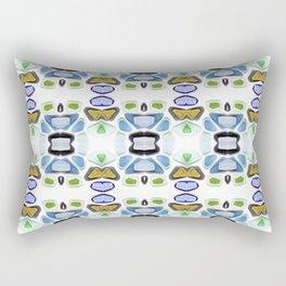 Sea Glass 21C Rectangular Pillow