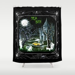 Haunted Inheritance Shower Curtain
