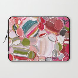 Beach Balls - Colorful Abstract Laptop Sleeve