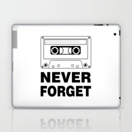 Never Forget Art Laptop & iPad Skin