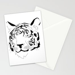 El Tigre (The Tiger) Stationery Cards