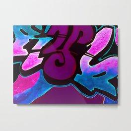 Tagged Metal Print