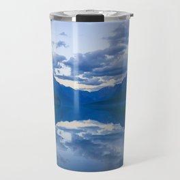 Bowman Lake Travel Mug