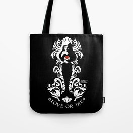 The Little Mermaid - Love Or Die Tote Bag