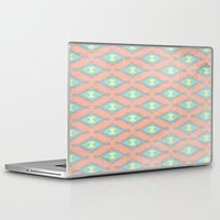 dallas Laptop & iPad Skins featuring Dallas by EverMore