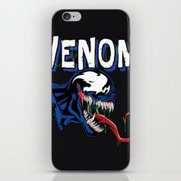 Classic Venom iPhone Skin