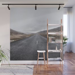 Iceland Road Wall Mural