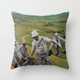 conservation Throw Pillow
