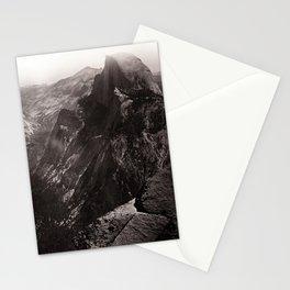 Half Dome, Yosemite Valley, California Stationery Cards