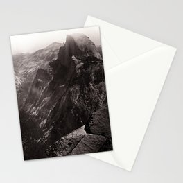 Half Dome, Yosemite Valley, California Stationery Cards