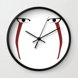 Pervy Sage Eyes Wall Clock