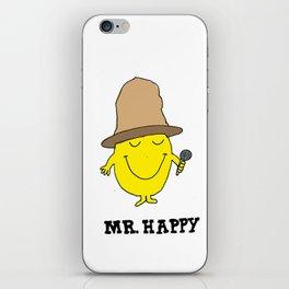Mr. Happy iPhone Skin