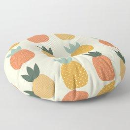 Pineapple Queens Floor Pillow