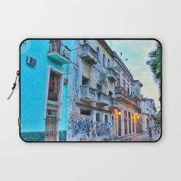 Havana Streets 2 Laptop Sleeve