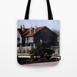 By Dock Mike's Tote Bag
