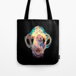 The Bones Galaxy Tote Bag
