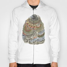 Quilted Forest: The Crow Hoody