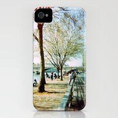 Paris in the Spring Time iPhone (4, 4s) Slim Case