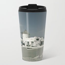 Santorini, Greece 8 Travel Mug