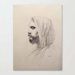 The Prince of Peace Canvas Print