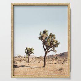 Desert Tree Serving Tray