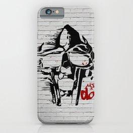 Doom Mask Melting iPhone Case
