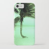 palm iPhone & iPod Cases featuring Palm by Julia Aufschnaiter